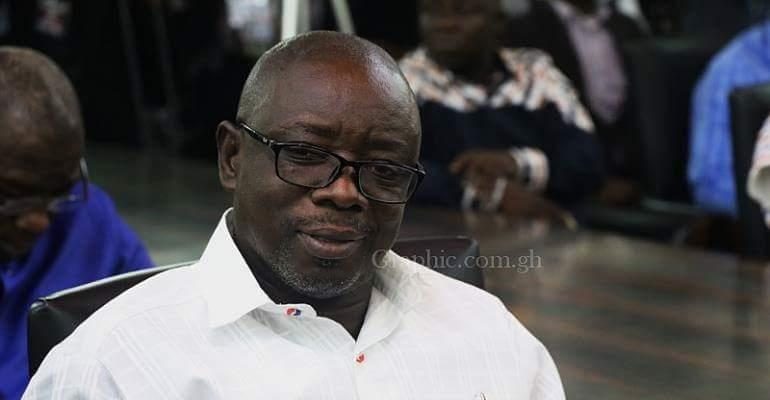 Photos: I will clamp down on chainsaw operators business in BA-Minister Vows