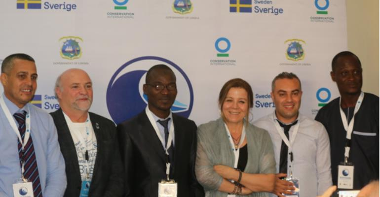 Ocean Acidification Awareness Takes Center Stage In Liberia