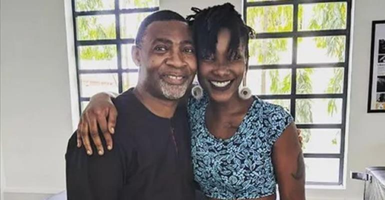 Lawrence Tetteh Celebrates Ebony