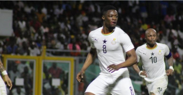 Caleb Ekuban Reveals How He Can Make Black Stars AFCON Squad