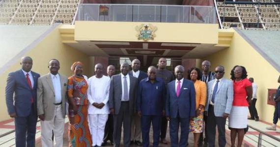 On The Appointments Of 110 Ministers - Katakyie's View