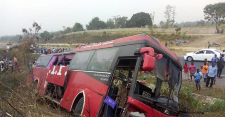 Kintampo Accident: Injured Victims Paying For Medical Bills Despite Govt's Promise