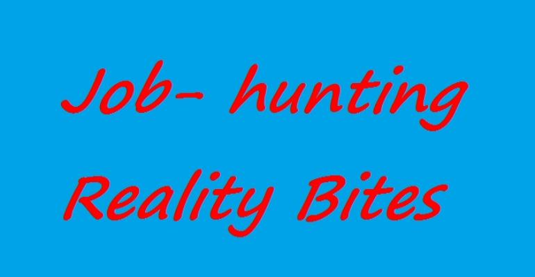 Job-hunting Reality- Bites