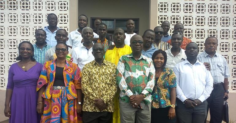 Assembly Members Schooled On District Assembly Concept