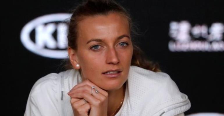 Kvitova feared her tennis career was over