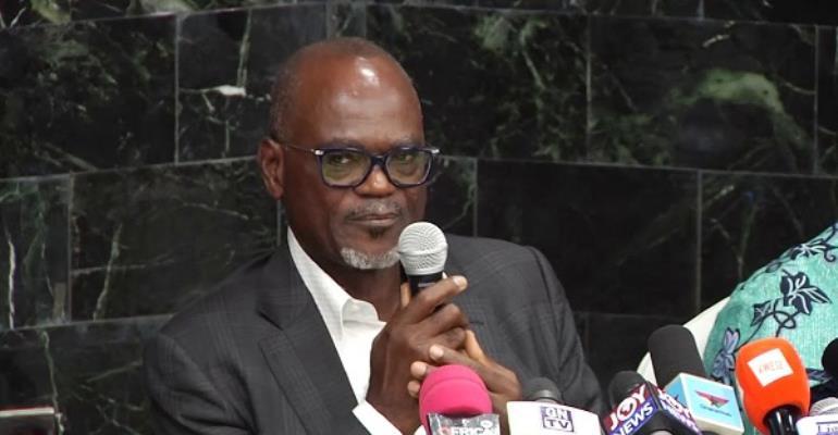 Dr. Kofi Amoah  Explains FIFA Mandate Extension