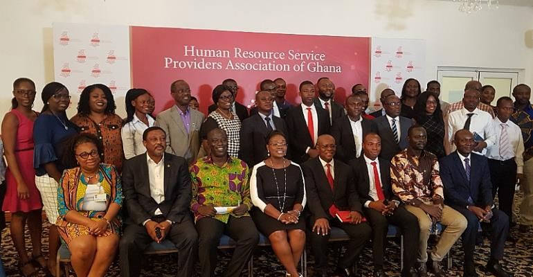 Human Resource Service Providers Association Of Ghana (GHRASP) Launched