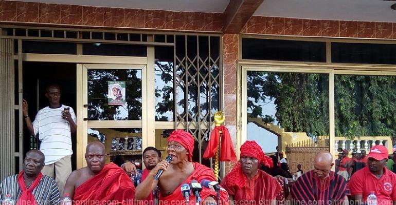 We won't respect non-Ga MCE – Tema chiefs