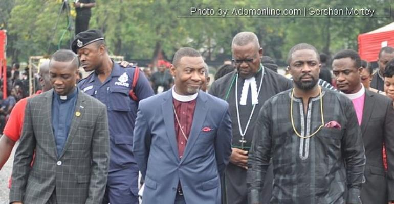 I Have No Regrets About The Message I Preached At Ebony's Funeral – Lawrence Tetteh
