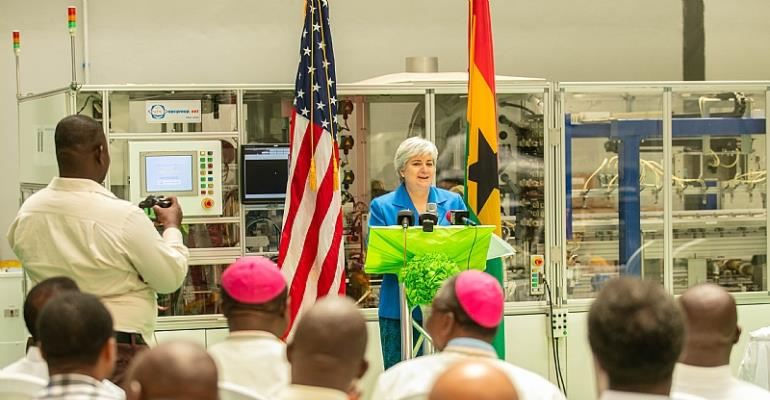 US, Ghana Partner To Boost Solar Energy