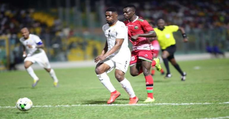 Caleb Ekuban Target Place In AFCON 2019 Squad