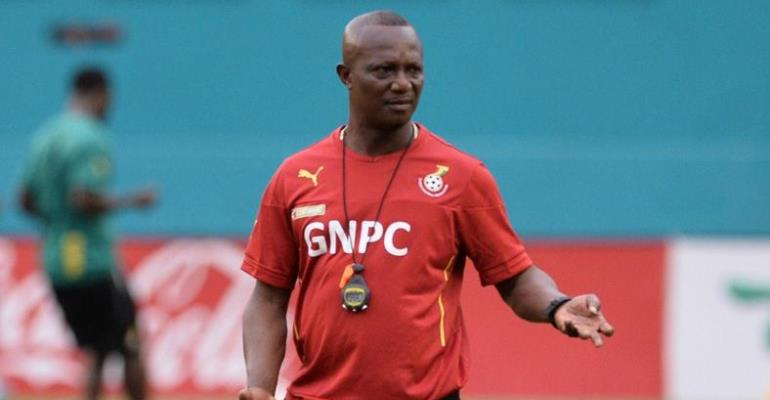 Only Deserving Players Will Make My 2019 AFCON Squad - Kwesi Appiah