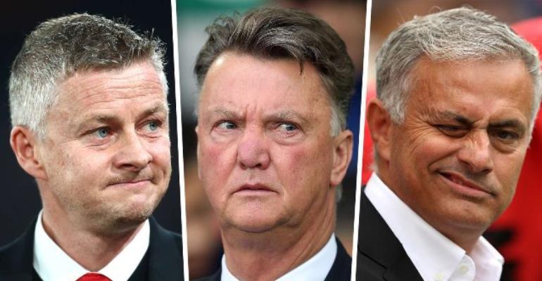 Park The Bus! Solskjaer's Tactics Are The Same As Mourinho's, Says Van Gaal