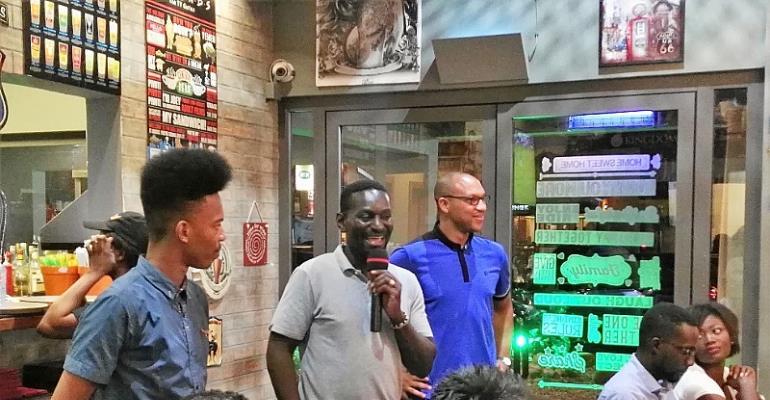 Decathlon Ghana supports Astros Football Academy