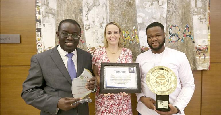 Newmont Ghana Is The Most Tax Compliant Company For 2018
