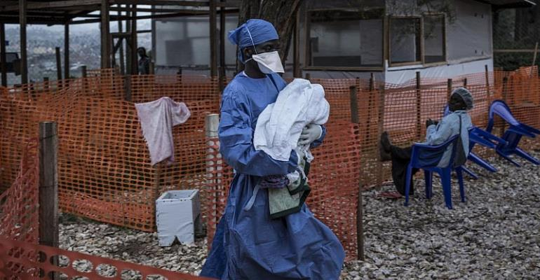 DRC Ebola Outbreak Could Be Prolonged By Another Year