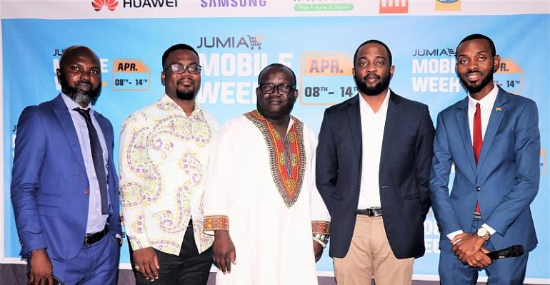 Jumia Launches 2019 Mobile Week And Mobile Report