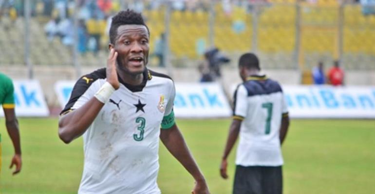 Black Stars Can Win 2019 AFCON Without Me - Asamoa Gyan