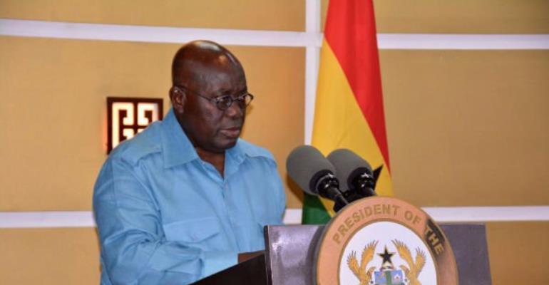 'Disloyalty will not be tolerated' - Akufo-Addo swears in deputies