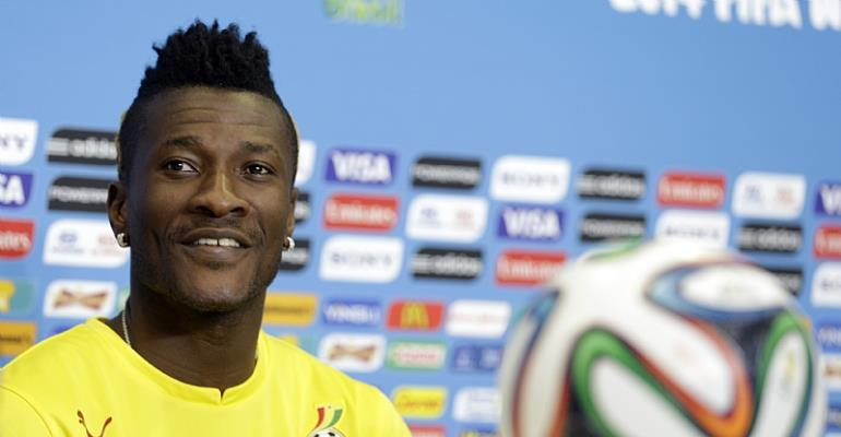 Asamoah Gyan Implore Journalists To End Unfair Criticisms Ahead Of 2019 AFCON