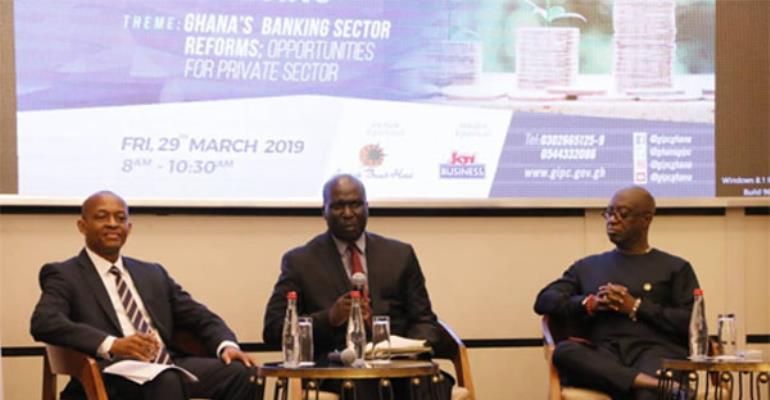 Bank Deposits Increasing After Reforms– BoG