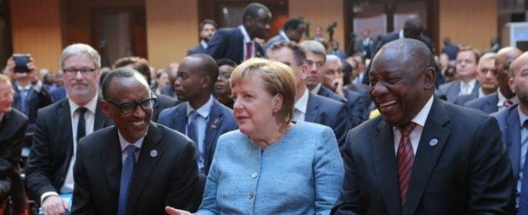 The US and European governments use African leaders to make money for their countries