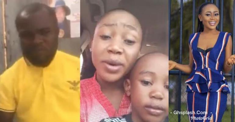 Stop Destroying The Future Of Our Son – Akuapem Poloo's Baby Daddy Warns