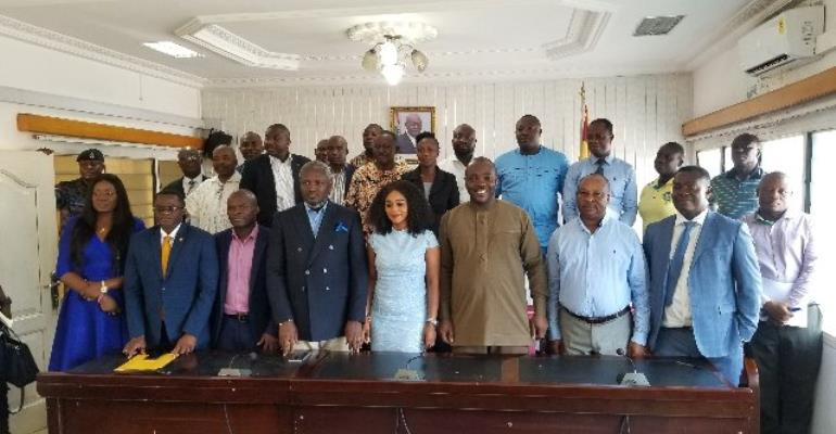 Four Ministerial Committees Charged To Turn Ghana Sports Around