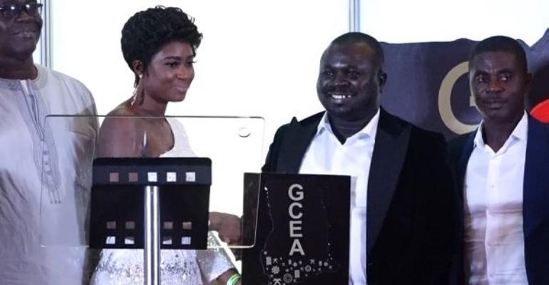 Atinka Media Village MD Grabs Top Award