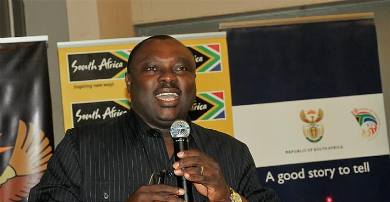 Trade Minister Urges Ghana And SA Businesses To Partner For Investment