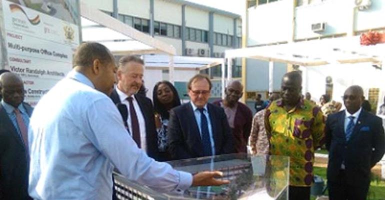 Work Begins On Ghanaian-German Jobs, Migration and Reintegration Centre