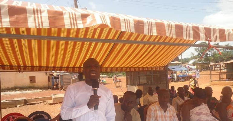 NCCE Urges Citizens To Adopt Right Approach To Attract Development To Communities