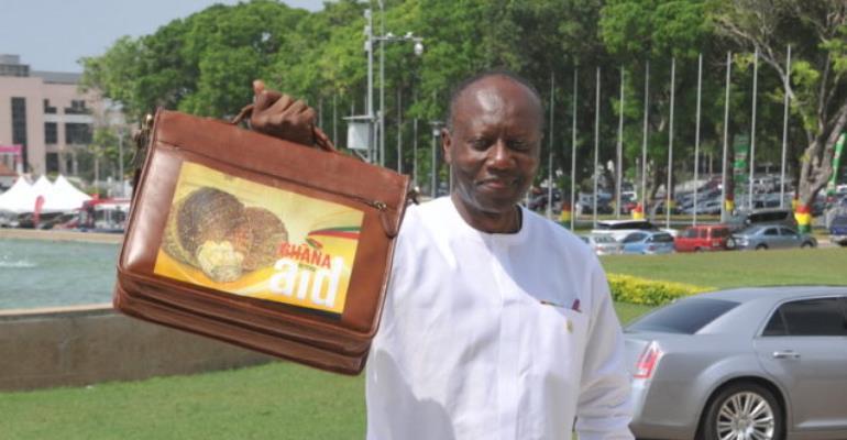 On Ghana's Taxation Fiasco
