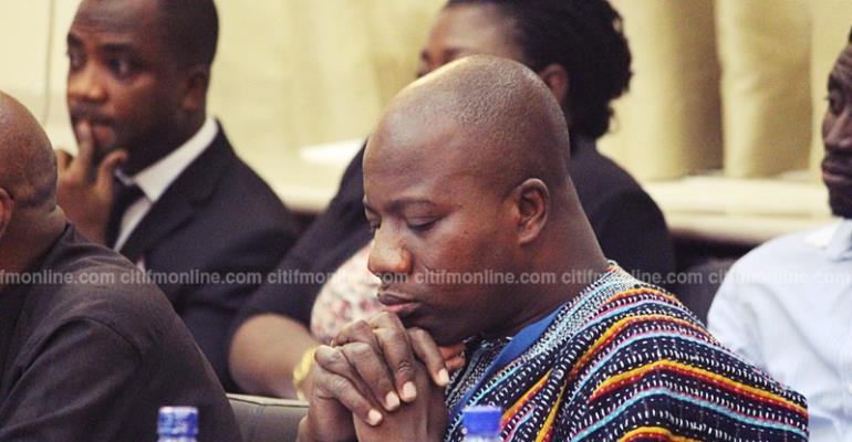 'I apologise if you say I should' – 'Defiant' Ayariga to Speaker