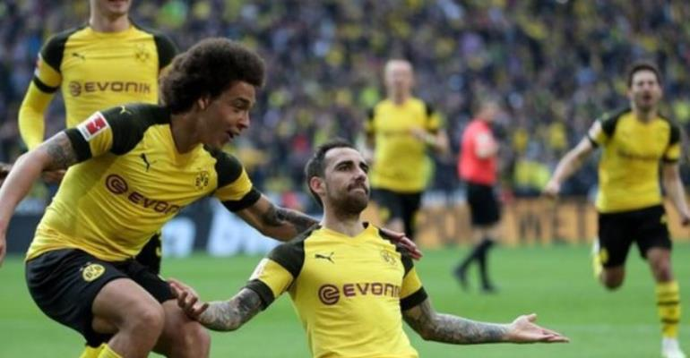 Dortmund Back On Top Of Bundesliga As Bayern Stumble
