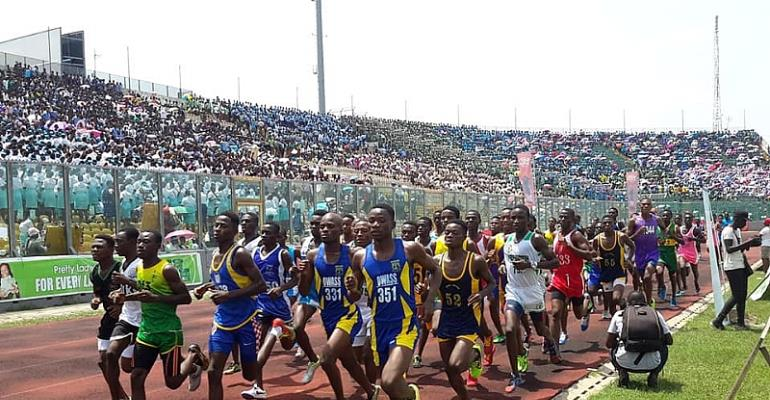 Schools Sports Action As Inter Zonals Take Big Stage