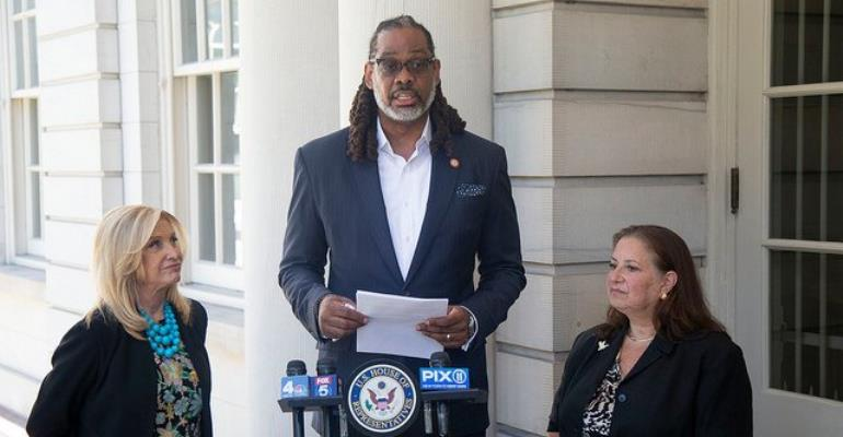 NYC Councilman Robert Cornegy Jr. Is World's Tallest Politician—Guinness