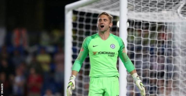 Premier League: Chelsea's Robert Green Describes Life As A Third-Choice Goalkeeper