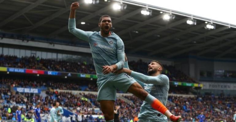 Chelsea Come From Behind To Secure Controversial Win Over Cardiff