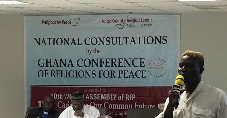 National Consultations Towards 10th World Assembly Of Religions For Peace International