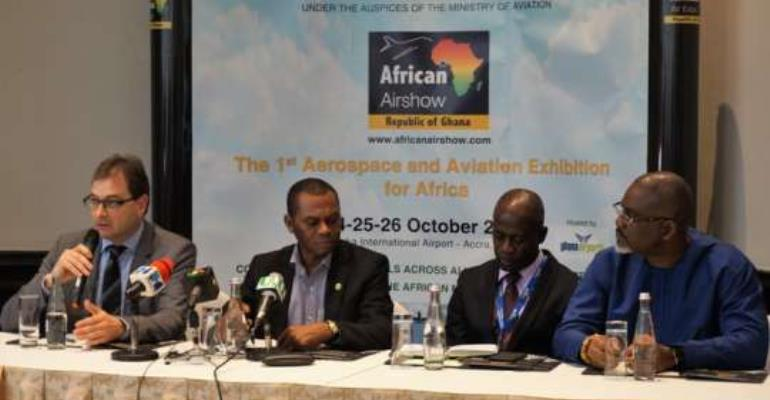 African Air Expo to open investment opportunities in Ghana