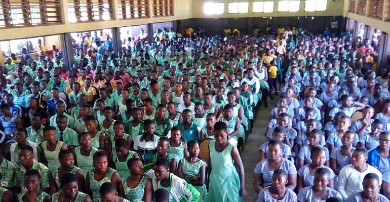 GNAT Organises Pre-independence Inter Senior High School Debate