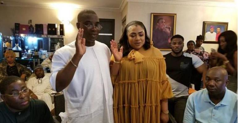 At Age 61, Singer, K1 De ultimate Officially Marries Another Wife