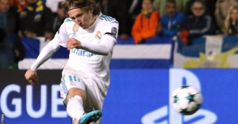 Luka Modric accused of perjury in Dinamo corruption case