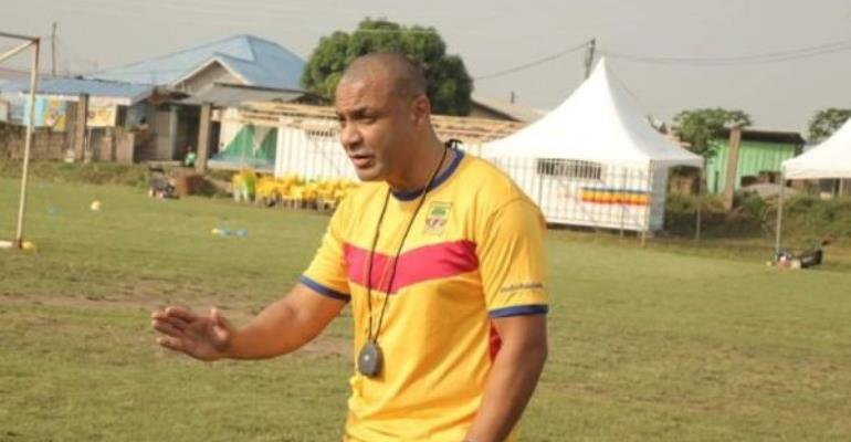 Special Competition: Kim Grant Hails Players Despite Elmina Sharks Defeat