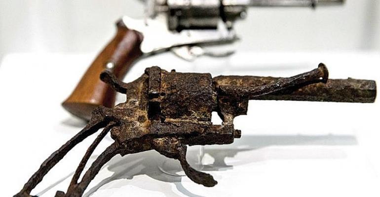Van Gogh's Suicide Gun To Go Under The Hammer