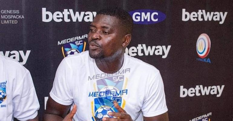 Special Competition: Medeama Coach Eyes Victory Over Kotoko
