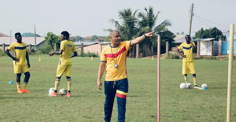 NC CUP: Kim Grant Set Sight On Victory Against Karela Match On Match Day-3
