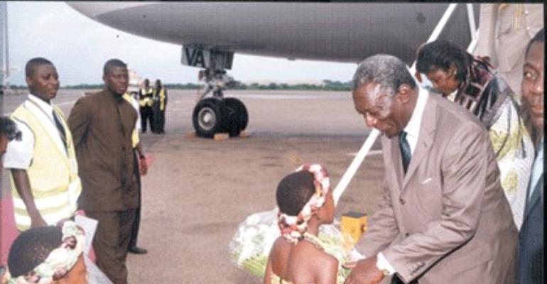 $3.7bn of Ghana's debt to be written off - JAK