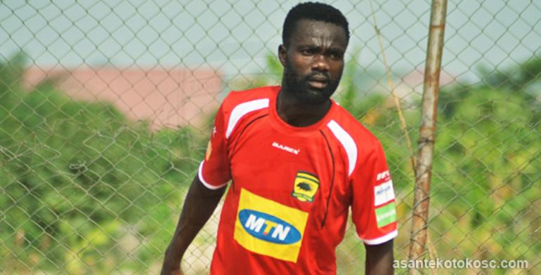 Kotoko deny claims defensive midfielder Seth Opare has been sidelined by coach Luga